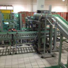 水溶肥自动配料、混合、包装、装箱、码垛生产线