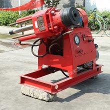 ZLJ250全液压坑道钻机厂家 济宁鲁恒全液压探水钻机 矿用坑道钻价格