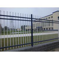 厂区围墙锌钢护栏,质优价廉、性价比高、防护性能好