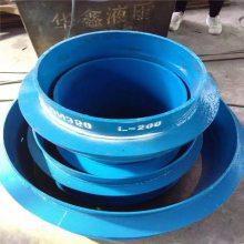 DN50-1000可曲挠橡胶接头、橡胶软接头齐鑫标准制造