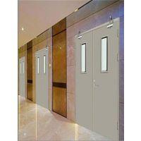 上海宝山区工业平开钢大门 GM-2427 钢质平开门 钢质门
