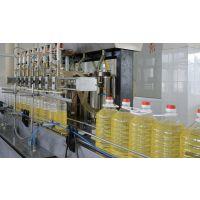 惠联食用油灌装机豆油灌装机吨桶灌装机使用寿命长