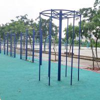惠州小区114管材健身设施 户外健身娱乐器材 锻炼器材杠铃价格