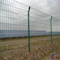 【铁丝护栏网】供应光伏电站围栏网 太阳能隔离防护网 变电站护栏