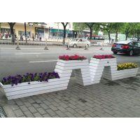 户外pvc花箱 pvc驼峰花箱 pvc防腐道路花箱 pvc户外隔离花箱 道路绿化工程花箱