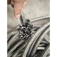 青岛Φ18mmΦ28mm石墨缆接地线 柔性石墨接地带 石墨基柔性接地体 厂家直销