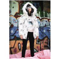 一线品牌艾格18秋冬品牌女装直销一手货源专柜正品尾货批发走份
