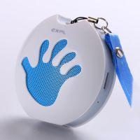 小手掌音响 宝宝胎教播放器 便携式迷你插卡小音箱mp3外放收音机