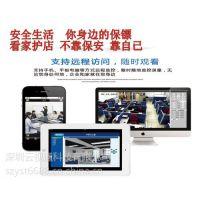 深圳福田华强北专业安装视频监控门禁系统报警系统网络布线