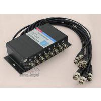 8路视频信号防雷器 视频防雷器 视频电涌保护器