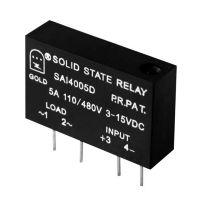 【美国固特旗舰店】PCB单相固态继电器SAI2404D 建议R为20—100Ω
