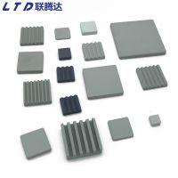 深圳联腾达厂家直销碳化硅陶瓷散热片|抗高压陶瓷片
