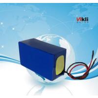 VIKLI24V40AH电动三轮车锂电池组24v40AH电动摩托车磷酸铁锂电池