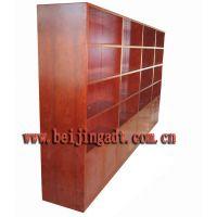 厂家直供木书架 可按图定制 北京市五环内负责送货 安装