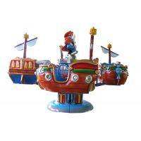 升降海盗船飞机,以海盗船为主题座舱,特别新颖