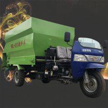 猪牛羊饲料撒料车规格 易于操作的猪牛羊饲料撒料车厂家 润丰机械
