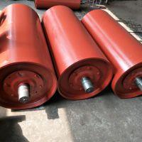 风清厂家定制生产包胶无动力滚筒
