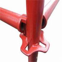 洪祥批量生产插销是圆盘热镀锌式轮扣式脚手架
