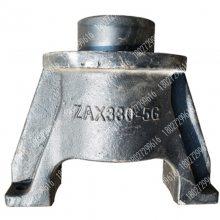 日立ZX330-5G挖掘机涨紧油缸座配件18027299616 日立330引导轮座