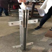 昆山市金聚进伸缩式不锈钢栏杆立杆加工定制厂家价格