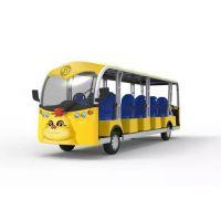 供应承德、张家口绿通23座卡通造型景区用电动观光车