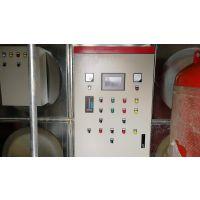 地埋式消防供水设备型号XBZ-252-0.40/35-M-II