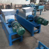 不锈钢固液脱水机 有机肥固液脱水机 螺旋挤压脱水机