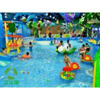 200平方儿童室内水上乐园中小型投资者选择