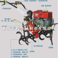 联民供应 多功能农用旋耕机 170型山区柴油耕地机