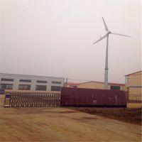景观用3000w 装饰风力发电机 微电风光互补路灯发电机 晟成