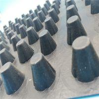 黄山厂家直销凹凸型H2.0cm蓄排水板 园林绿化塑料排水板