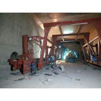 隧道液压水沟电缆槽台车