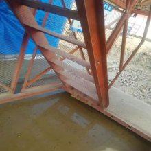 供应新款铁搭圆钢工程用安全爬梯通达品质保证