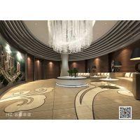 景德镇供应复古陶瓷瓷砖 地砖 会所网吧地毯砖