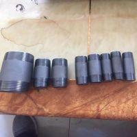 碳钢双丝头 单头 双头螺纹短节 六角头管塞-齐鑫供应