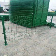 小区围墙网 临时隔离网 铁隔离栅