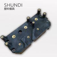 供应电动汽车配件 三相接线座 正负接板座 支座 控制器上盖 模具加工产品注塑