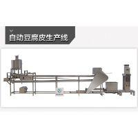 干豆腐机生产线_干豆腐机报价