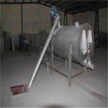 兴亚蛟龙玉米粮食饲料颗粒上料机 304不锈钢螺旋提升机