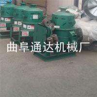 郑州 电动碾米机价钱 玉米碴子砂辊制糁机 通达牌 新型谷子碾米机