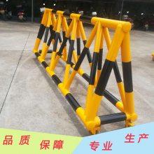 东莞学校拒马护栏 不带刺圆管移动拒马 广东公安单位门口拒马