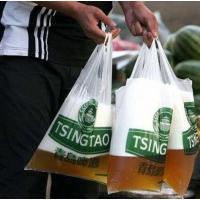 山东超市购物袋啤酒袋生产厂家