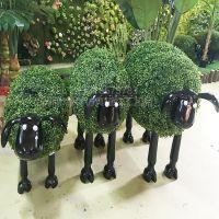 雕塑用那样的好? 深圳大厂定制 仿真动物绿雕 景观工程装饰大型摆件 玻璃钢制作工艺品