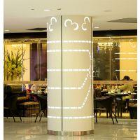 室外包柱铝单板表面处理工艺那种比较耐用