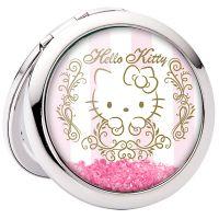 金属化妆镜hello ktiiy 定制logo