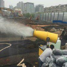 郑州诺瑞捷供应NRJ-60防爆型降尘雾炮机 【郑州厂家电话13083663985】