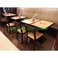 茶餐厅实木椅子价格表 常用的餐厅椅子图片生产工厂 典艺坊供