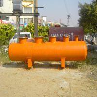 洁林专业生产GLDN25~DN1500一体化中水回用处理设备 集分水器 分水器