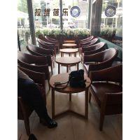 西安西餐厅实木桌子定制厂家批发