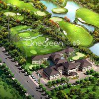 高尔夫练习场设计建造选择一岭高尔夫,19年经验值得信赖